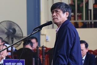 Sau khi 'vòng vo chối tội', ông Nguyễn Thanh Hóa bị đề nghị 8 năm tù
