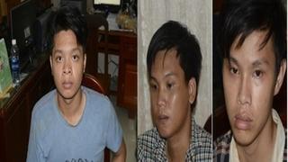Hết tiền tiêu xài, nhóm thanh niên lập mưu giết người đồng tính, cướp tài sản