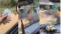 Yên Bái: Người dân lập 3 'trạm thu phí' thu tiền ô tô đi qua thôn