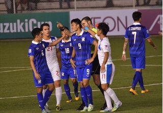 Thái Lan- Philippines: Nỗ lực tột cùng, bàn thắng xứng đáng