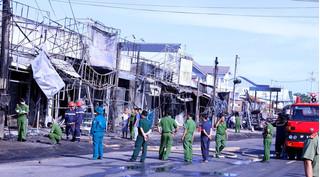 Danh tính tài xế xe bồn gặp nạn làm 19 nhà dân cháy, 6 người tử vong