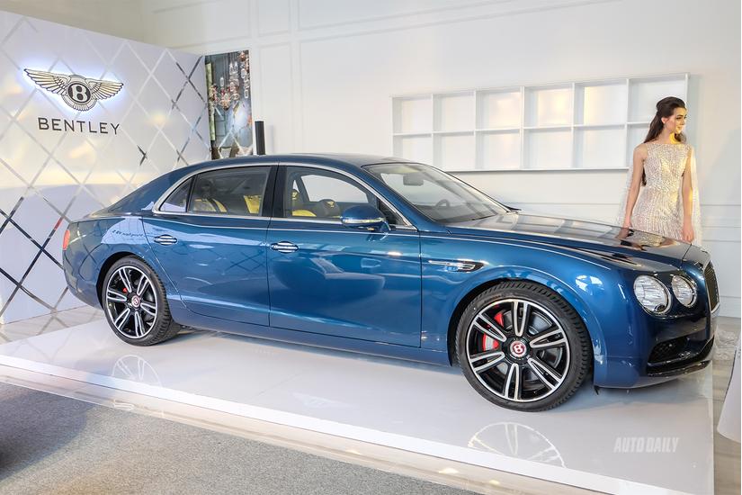 Xe siêu sang Bentley về Việt Nam giá gần 17 tỷ đồng có gì đặc biệt