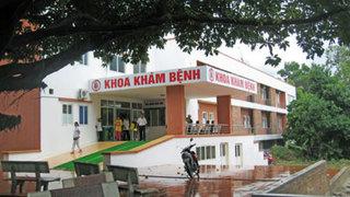 Quảng Ninh: Bệnh nhân ung thư nhảy lầu bệnh viện tử vong