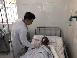 Thông tin về sức khỏe tài xế xe bồn gặp nạn kinh hoàng ở Bình Phước