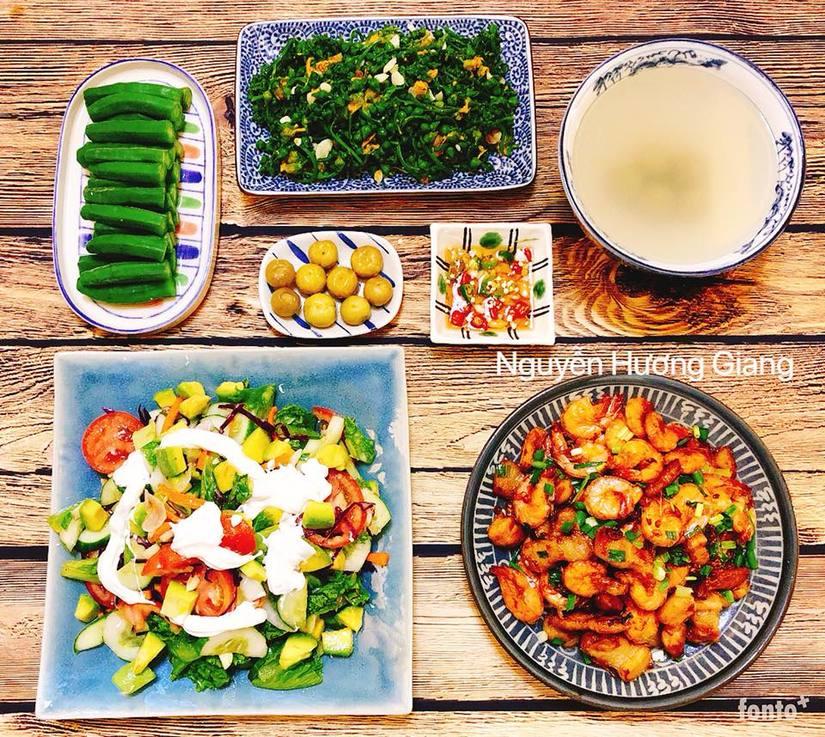 Bí quyết nấu ăn cực ngon của vợ đảm khiến ông xã chỉ thích ăn cơm nhà