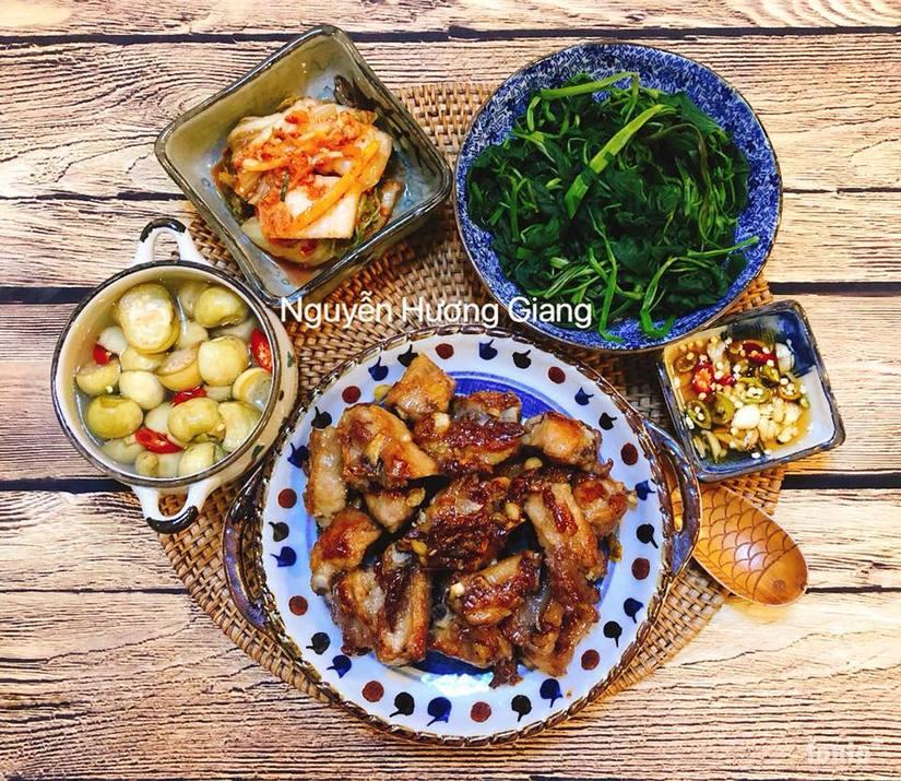 Bí quyết nấu ăn cực ngon của vợ đảm khiến ông xã chỉ thích ăn cơm nhà7