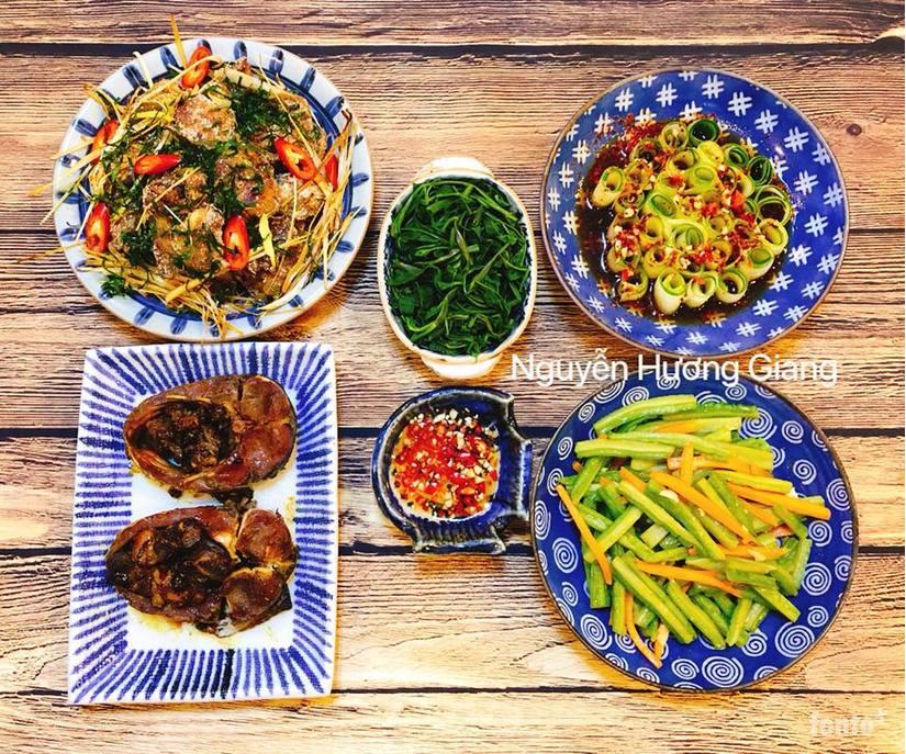 Bí quyết nấu ăn cực ngon của vợ đảm khiến ông xã chỉ thích ăn cơm nhà9
