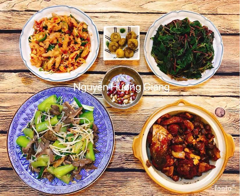 Bí quyết nấu ăn cực ngon của vợ đảm khiến ông xã chỉ thích ăn cơm nhà10