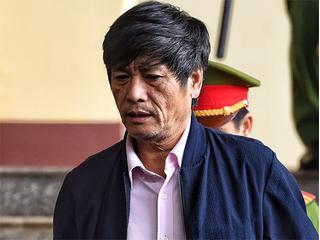 Ông Nguyễn Thanh Hóa rời tòa nhập viện sau khi nhận tội