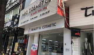Chuỗi cửa hàng mỹ phẩm Mèo Cosmetics kinh doanh hàng trôi nổi, nhập lậu?