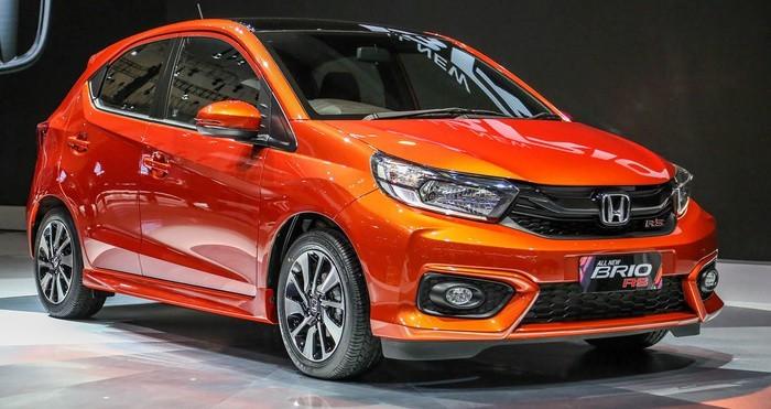 Honda Brio sắp ra mắt tại Việt Nam với giá 380 triệu đồng