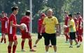 Đội hình tuyển Việt Nam đấu Campuchia: Văn Toàn xuất trận?