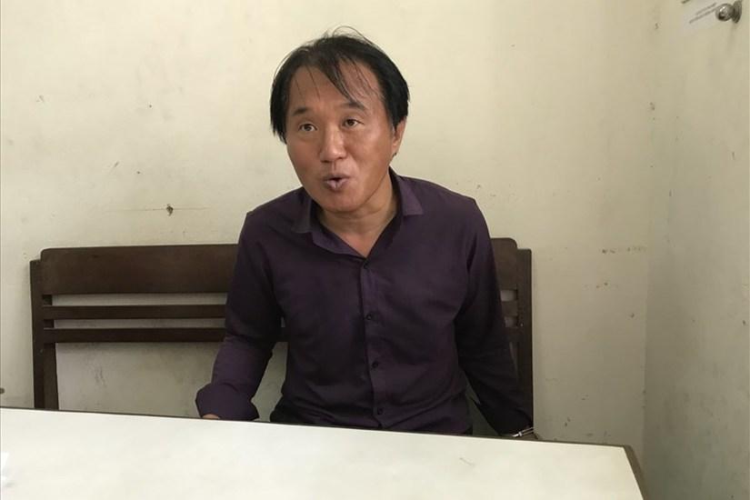 Bắt du khách Hàn Quốc cướp tài sản của tài xế taxi
