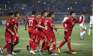 Đội tuyển Việt Nam lập kỷ lục siêu ấn tượng sau chiến thắng trước Campuchia