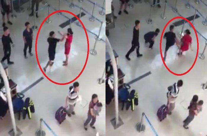 Nữ nhân viên hàng không bị hành hung tại sân bay Thọ Xuân