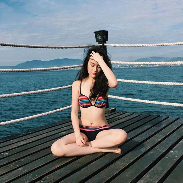 Ngắm hot girl Lào gốc Việt xinh đẹp và quyến rũ nghiêng ngả mạng xã hội9
