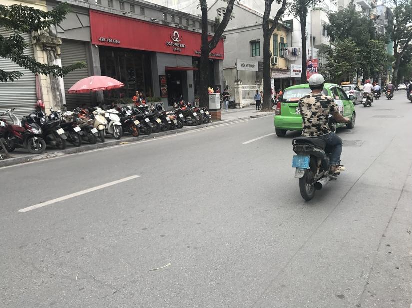 Đóng cửa kiốt trái phép tại trường Đại học Mỹ thuật Việt Nam 2