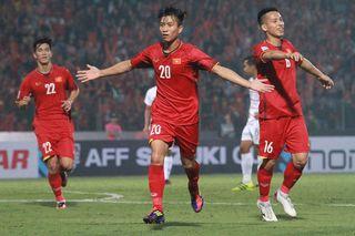 Đội tuyển Việt Nam đón tin vui trước vòng bán kết AFF Cup 2018