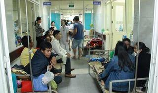 Sốt xuất huyết tăng đột biến, bệnh viện Đà Nẵng quá tải