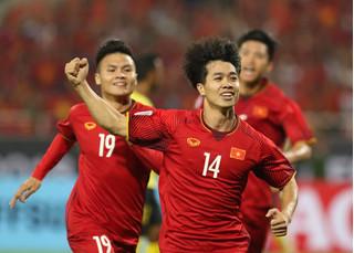 Top 5 cầu thủ có chân sút tốt nhất đội tuyển Việt Nam: 'Messi Việt Nam' vô đối