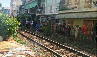 Cố băng qua đường sắt, người đàn ông bị tàu hỏa tông tử vong