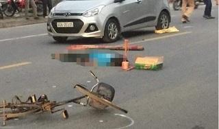 Hà Nam: Ô tô tông người đàn ông đi xe đạp qua đường tử vong tại chỗ