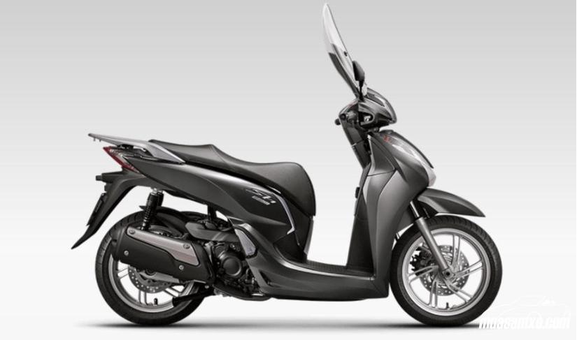 Honda SH 300i giá 300 triệu tại Việt Nam trang bị công nghệ hiện đại