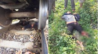 Vĩnh Phúc: Người phụ nữ bị tàu cán mất 1 chân và 1 tay