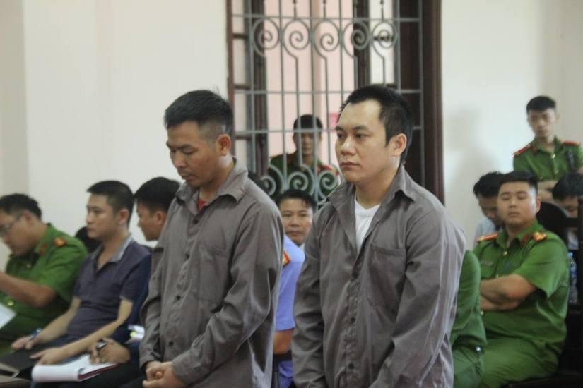 2 tài xế trong vụ án ở cao tốc Hà Nội - Thái Nguyên