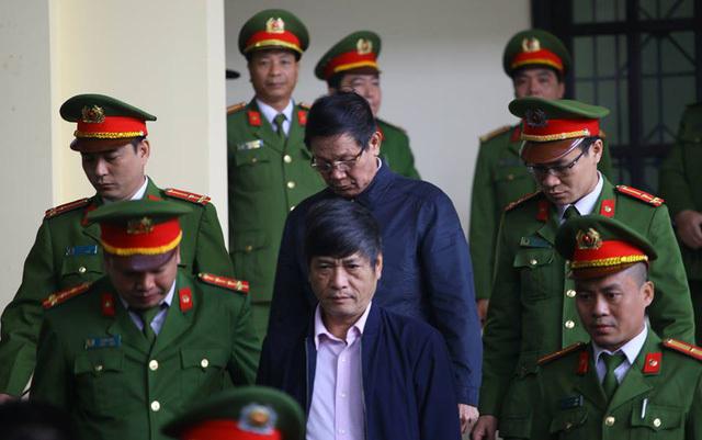 Tuyên án 'đường dây đánh bạc nghìn tỷ': Ông Phan Văn Vĩnh 9 năm tù
