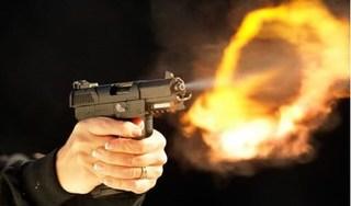 Nổ súng kinh hoàng ở Thanh Hoá, 2 người nhập viện
