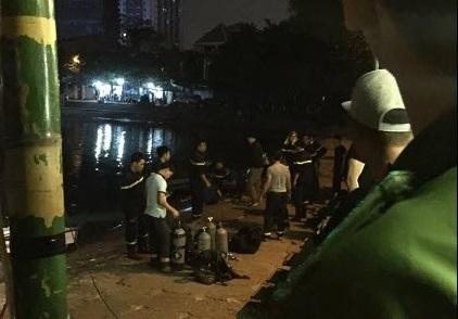 Bơi qua hồ Hoàng Cầu lúc nửa đêm, nam thanh niên đuối nước thương tâm
