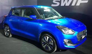 Suzuki Swift 2018 giá từ 500 triệu đồng có điểm gì đặc biệt?
