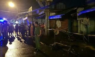 Lửa bao vây hàng chục công nhân đang say ngủ, thiếu nữ 18 tuổi tử vong