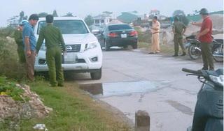 Tiết lộ nguyên nhân ban đầu vụ thượng uý công an tử vong ở Nam Định