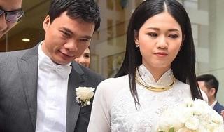 Những điều đặc biệt trong lễ rước dâu Á hậu Thanh Tú và chồng đại gia