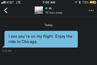 Nam hành khách bị phi công nhắn tin 'gạ tình' trên độ cao 9000 mét