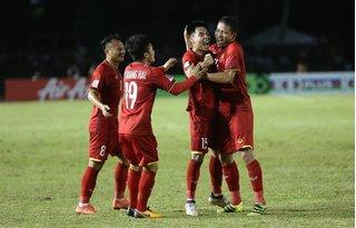 Đội tuyển Việt Nam lập kỷ lục chưa từng có ở AFF Cup