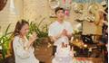 Cường Đô la biểu cảm hài hước trong sinh nhật Đàm Thu Trang