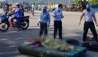 Tìm thấy thi thể người phụ nữ bỏ lại xe máy, gieo mình xuống sông Hàn