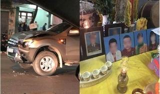 Tài xế xe bán tải tông chết 4 người ở thị xã Phổ Yên lĩnh án 8 năm tù