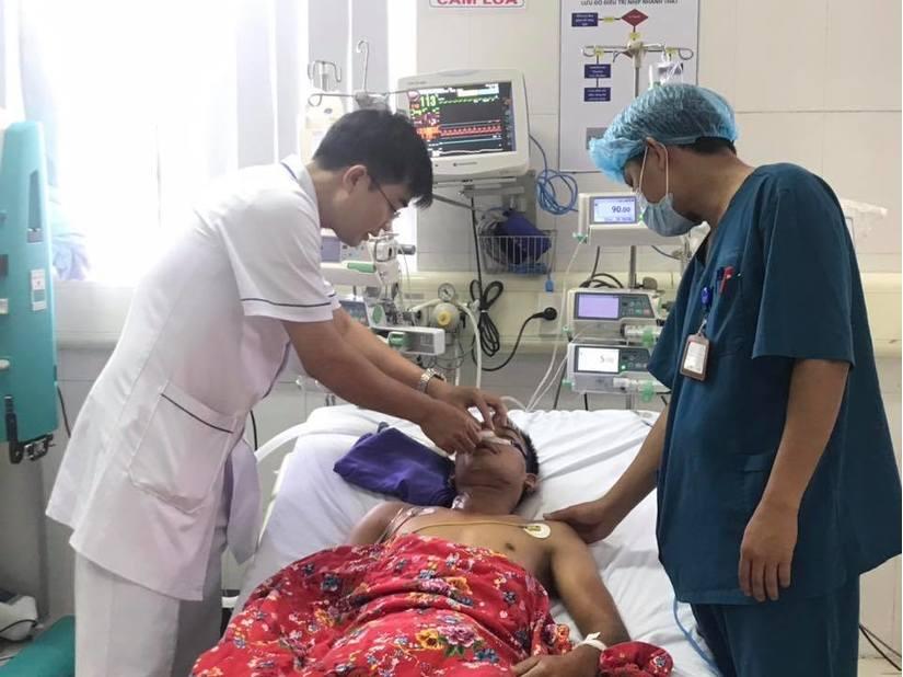 Quảng Ninh: Bị điện giật ngừng tim 40 phút, nam thanh niên được cứu sống