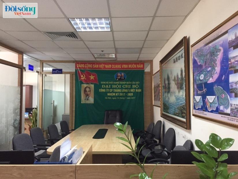 Công ty CP Thăng Long 5 Việt Nam chiếm đoạt tài sản