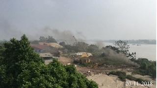 Huyện Thường Tín: Người dân khốn khổ vì Công ty cơ khí và xây dựng số 10 Thăng Long xả thải