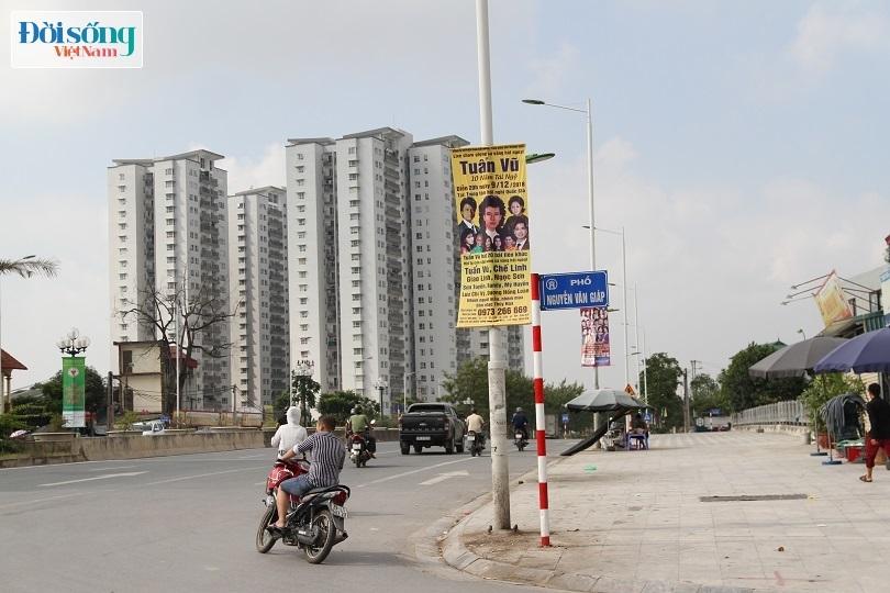 Cận cảnh con đường 8 làn xe mang tên nhà tư sản Trịnh Văn Bô3