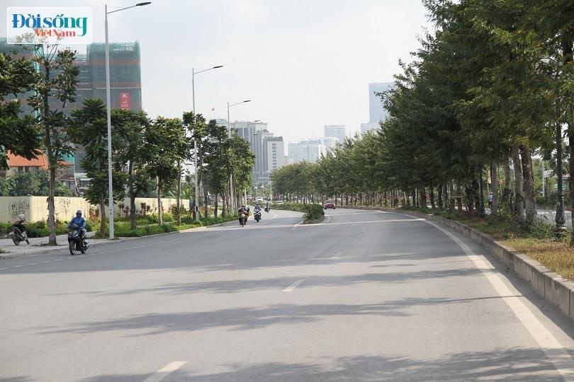 Cận cảnh con đường 8 làn xe mang tên nhà tư sản Trịnh Văn Bô9