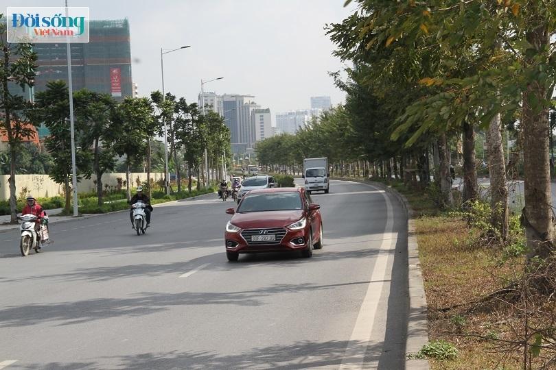 Cận cảnh con đường 8 làn xe mang tên nhà tư sản Trịnh Văn Bô10