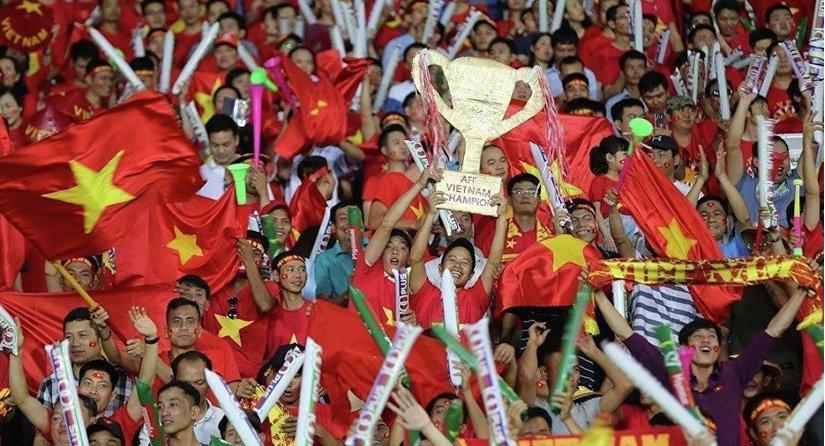 Báo chí, CĐV nước ngoài thể hiện niềm tin Việt Nam sẽ vô địch AFF Cup