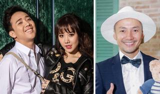 Trấn Thành nói mang ơn Tiến Đạt trên truyền hình vì đối tốt với Hari Won