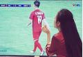 Quỳnh búp bê công khai thả tim cho Quang Hải vì 'mê trai trẻ'